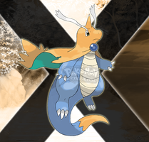 POKEMON XENOVERSE: MEGA DRAGONITE! by WEEDleChannel