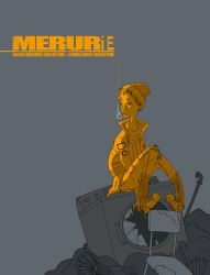 Shrinking Universe by Merure