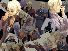 Klavier and Kristoph: Brothers At Law by R0b0am