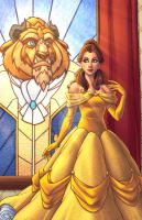 Tale As Old As Time by JamieFayX