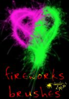 Fireworks Brushes by completely-IMP