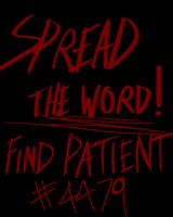 Find Patient 4479 by thejokerblogs