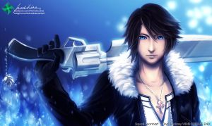 +Dissidia 2015: Squall Leonhart+ by twilight-inochihime