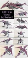 Zoids Raynos Tallyessen by Bang-Doll-SSI