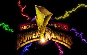 Mighty Morphin Power Rangers by MostlyMichael