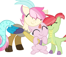 open collab with my hybrds by RubyG242