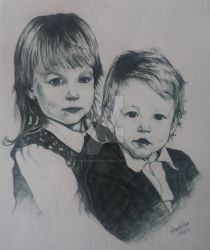 Kayleigh and Liam by adeh20