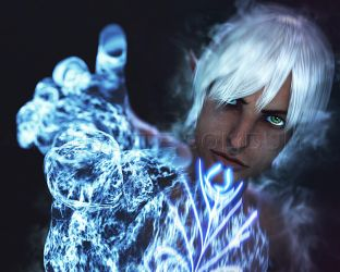 Lyrium Ghost by Louvette