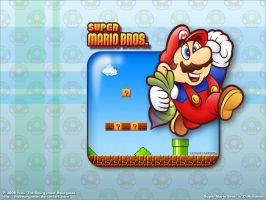 Classic Super Mario by TheBourgyman
