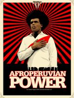 AFROPERUVIAN POWER by AtixVector