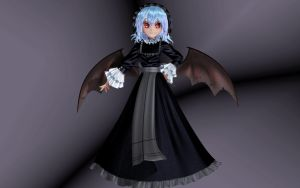 Black Dress Remilia by Primantis