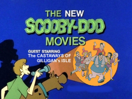 Scooby Doo Meets The Castaways of Gilligan's Isle by wilesjeffery2152