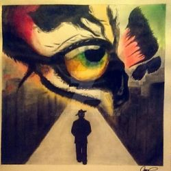 eye of the tiger by Jess2Lucky