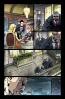 Sentinel vol.2 issue 3 pg.12 by yanimator