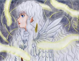 Griffith (Berserk) by danielcamilo
