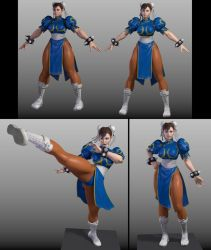 SFV Chun Li Modify by Fakemodeo