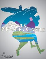 Howl's Moving Castle by MelodicComet