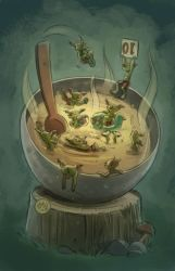 Goblin Soup by mikemaihack