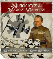 Imperial Propaganda Poster by CreativeLiberties