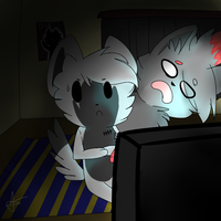 HORROR MOVIE MARATHON! by KOLACOLE