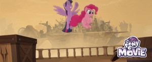 MLP The Movie Twilight and Pinkie's Escape [GIF] by ShootingStarYT