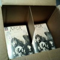 Naor Comics Arrived! by Ahkward