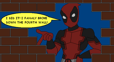 Breaking down the fourth wall by Silence-Is-Loud