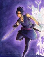 Sasuke- First Strike- Complete by lauraneato
