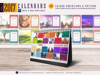Calendars Vol.1 by ranvx54