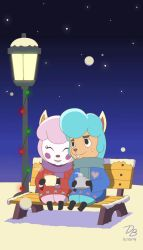 Reese and Cyrus's Holiday by TheDude-In-NavyBlue