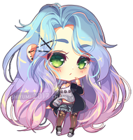 C| Simple Chibi Ceres by ShiyumiChan