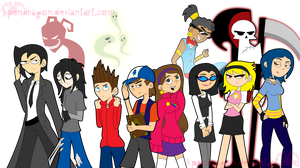 Mystery Kids: My Lineup by KPenDragon