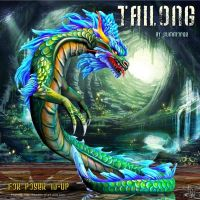 Tailong, by Summoner by FantasiesRealmMarket