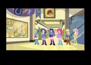 MLP SPIN OFF EQUESTRIA GIRLS RUMOR by lol60651