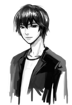 casual suit boy by chalii