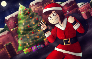 Merry Christmas! by Ary-Lyn