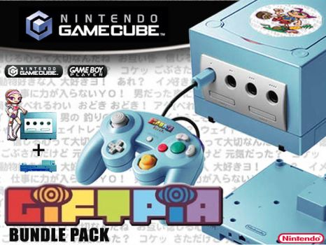 Giftpia Gamecube Bundle Pack by animexia
