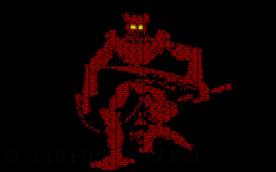 Toa Jaller Typography by FireEmblemBZP