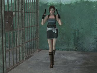 Jill RE3 HD Remaster by ItalianUtent