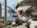 Winged Monkey (Poseable) by Sukhanov