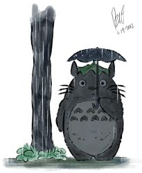 My Neighbor Totoro by DaILz