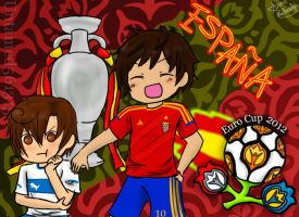 Euro 2012: Final by Untamed561313