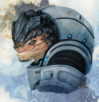 Mass Effect - Tank Baby by Pachabel