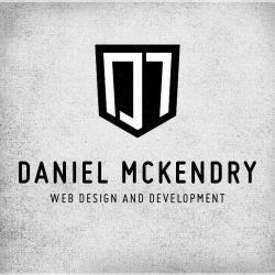 Personal logo with version 'lots' by DanielMckendry