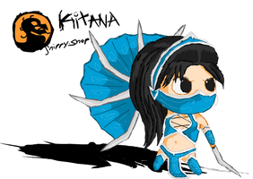 Little Kitana by Snippy-Snap