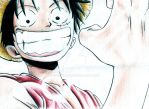 Luffy by gonzalo17