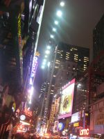 new york times square 13 by VIRGILE3MBRUNOZZI