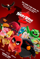 The Angry Birds Movie 2 - Poster 4 (fan made) by DarkdowKnight