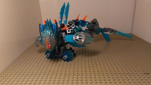 Gali Combiner Shark Mode by sideshowOfMadness