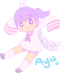 Ayu AT by Forget-beam